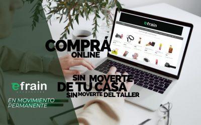 Comprá online